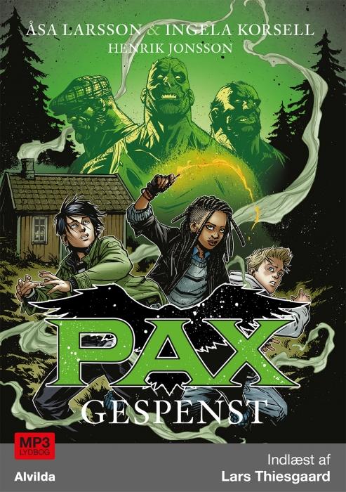 Image of PAX 5: Gespenst (Lydbog)