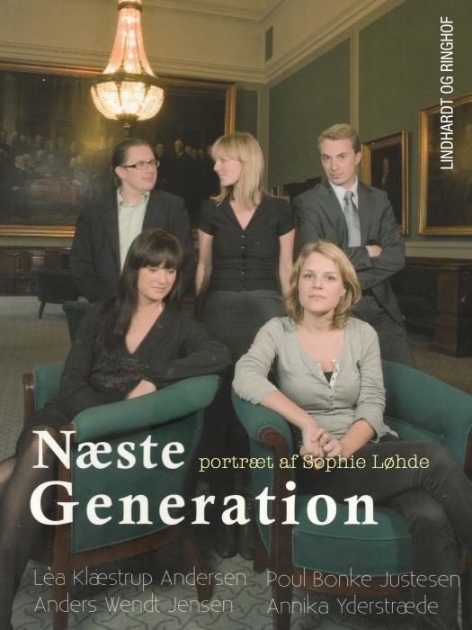 Image of Næste generation - et portræt af Sophie Løhde (Lydbog)