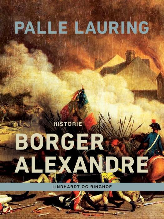 Borger Alexandre (E-bog)