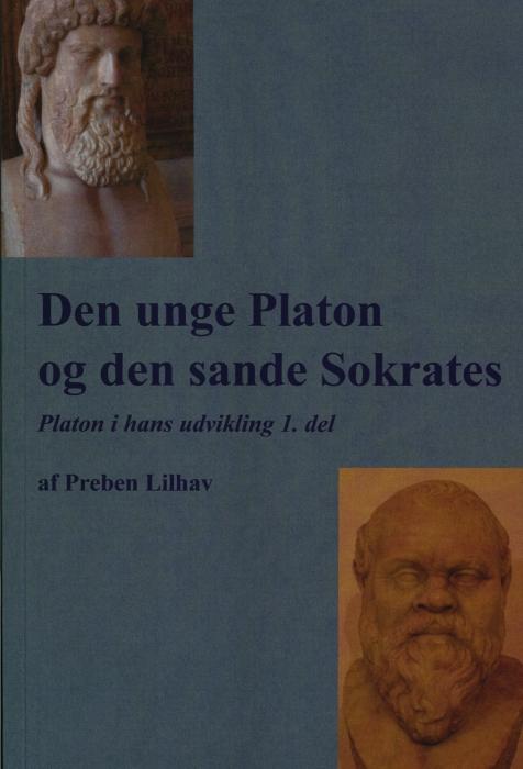 Den unge Platon og den sande Sokrates (Bog)