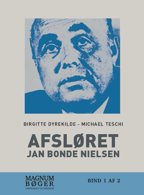 Image of   Afsløret - Jan Bonde Nielsen (storskrift) (Bog)