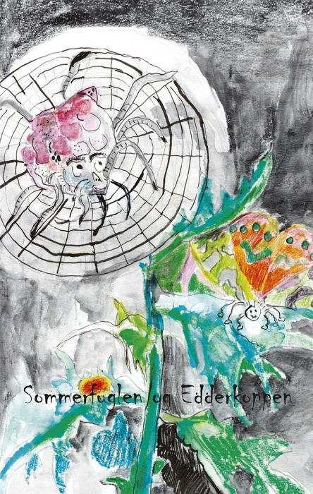 Image of Sommerfuglen og Edderkoppen (Bog)