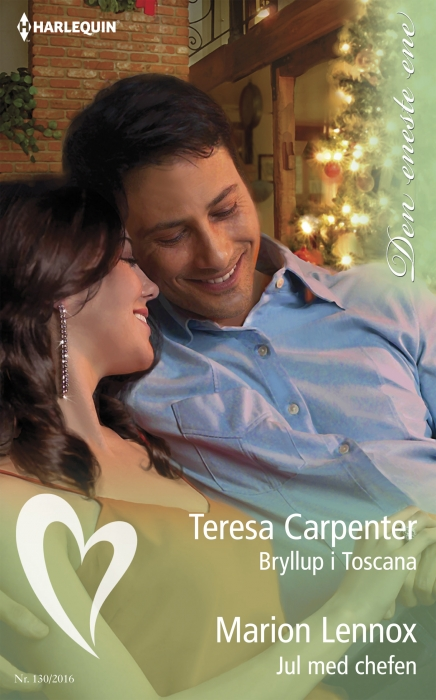 Image of   Bryllup i Toscana/Jul med chefen (E-bog)