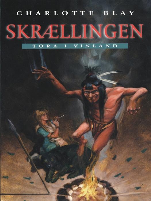 Skrællingen  - Tora i Vinland (E-bog)