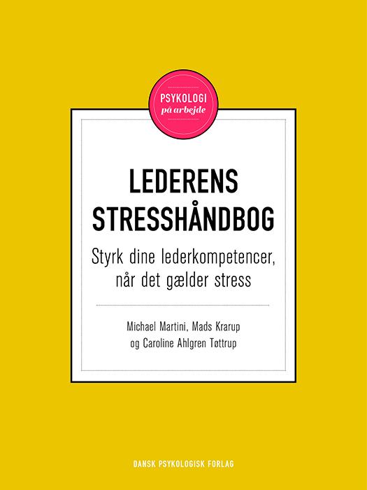 Lederens stresshåndbog (Bog)