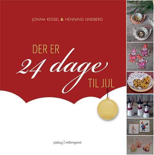 Image of   Der er 24 dage til jul (E-bog)