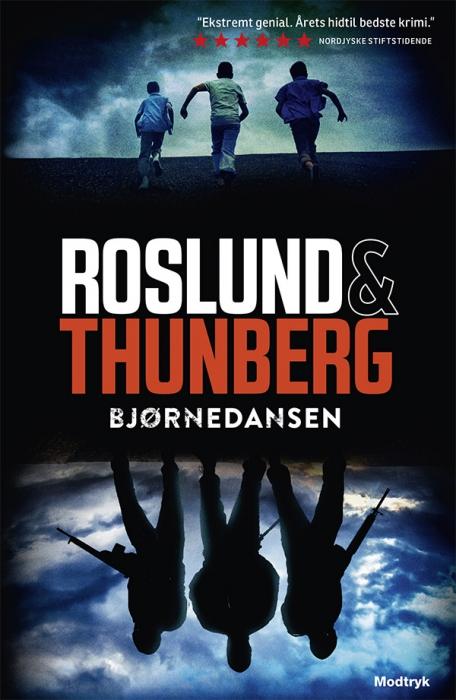 Image of Bjørnedansen (Bog)