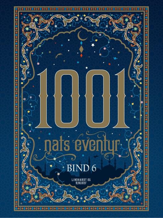 Image of   1001 nats eventyr bind 6 (E-bog)