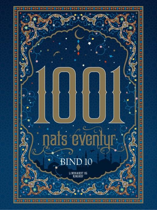 Image of   1001 nats eventyr bind 10 (E-bog)