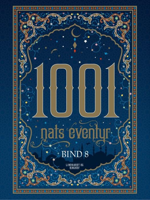 Image of   1001 nats eventyr bind 8 (E-bog)