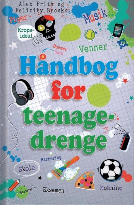 Håndbog for teenagedrenge (E-bog)