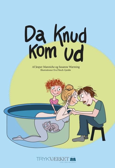 Image of   Da Knud kom ud (Bog)