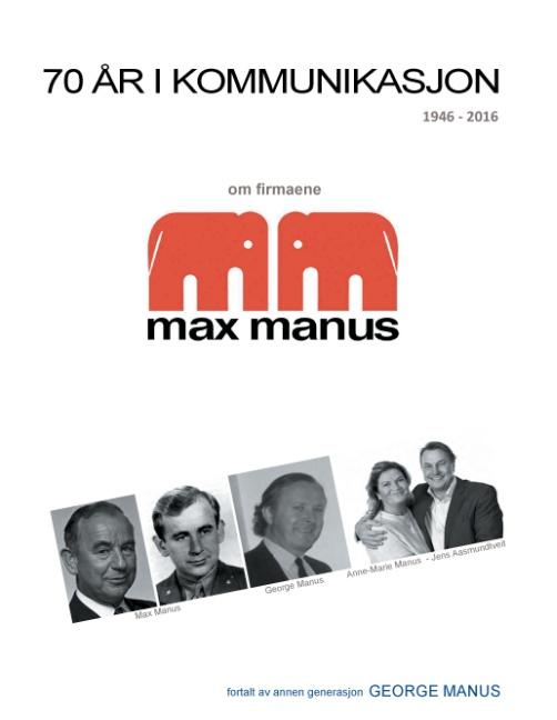 Image of   70 år i kommunikasjon (Bog)