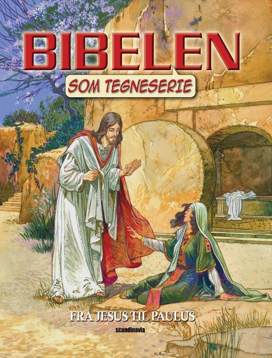 Image of   Bibelen som tegneserie, NT vol 3 soft (Bog)