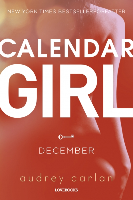 Image of Calendar Girl: December (Lydbog)