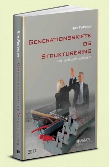 Generationsskifte og Strukturering (Bog)