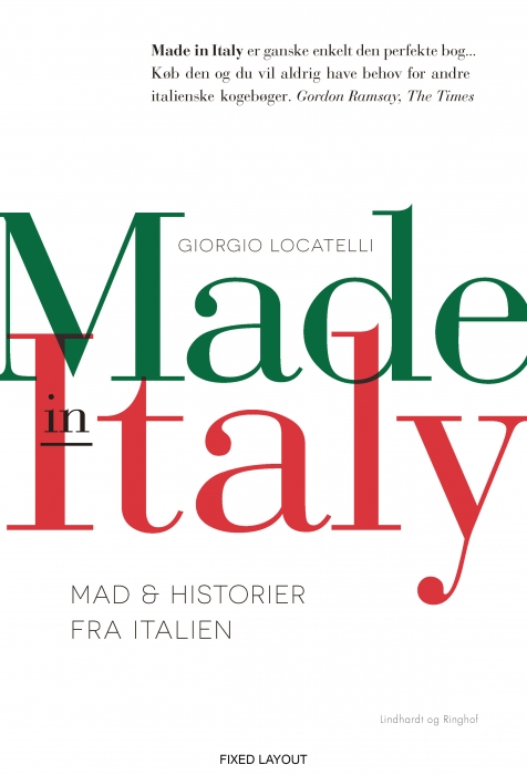 Made in Italy (E-bog)