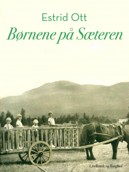 Image of   Børnene på Sæteren (E-bog)