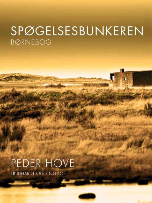 Billede af Peder Hove, Spøgelsesbunkeren (E-bog)