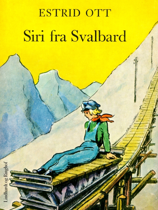 Image of   Siri fra Svalbard (E-bog)