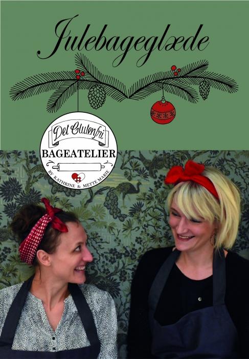 Glutenfri Julebageglæde (E-bog)