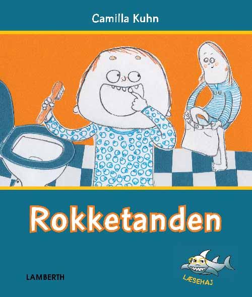 Image of   Rokketanden (Bog)