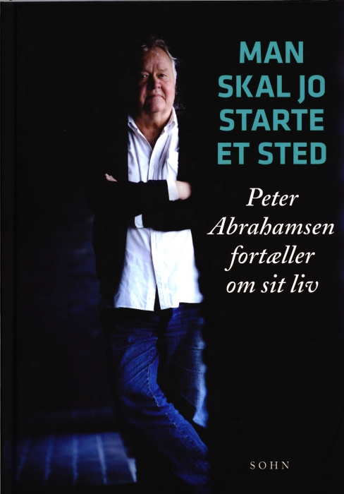 Image of Man skal jo starte et sted (Bog)