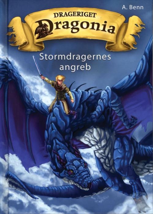 Image of Stormdragernes angreb (E-bog)
