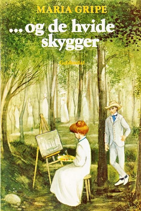 Image of   ...og de hvide skygger (E-bog)