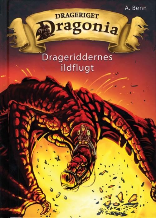 Image of Drageriddernes ildflugt (E-bog)