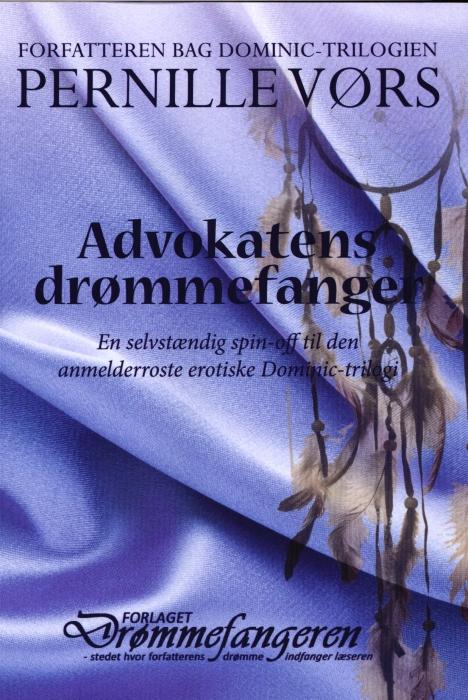 Billede af Advokatens drømmefanger (Bog)