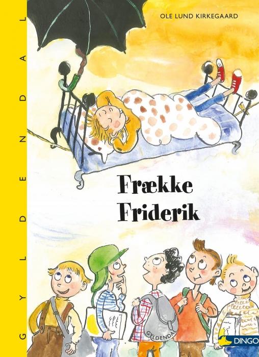 Image of   Frække Friderik (E-bog)