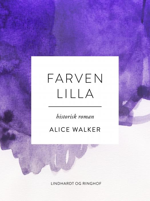 Image of   Farven lilla (E-bog)