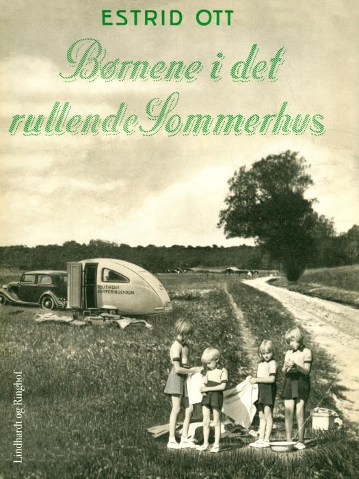 Image of   Børnene i det rullende Sommerhus (E-bog)