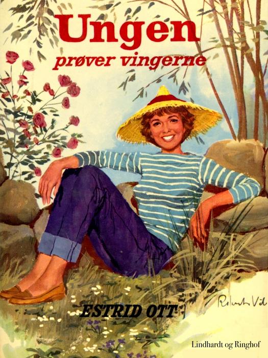 Image of   Ungen prøver vingerne (E-bog)
