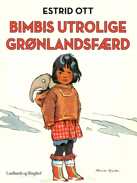Image of   Bimbis utrolige Grønlandsfærd (E-bog)