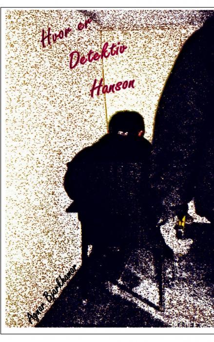 Image of Hvor er Detektiv Hanson (Bog)