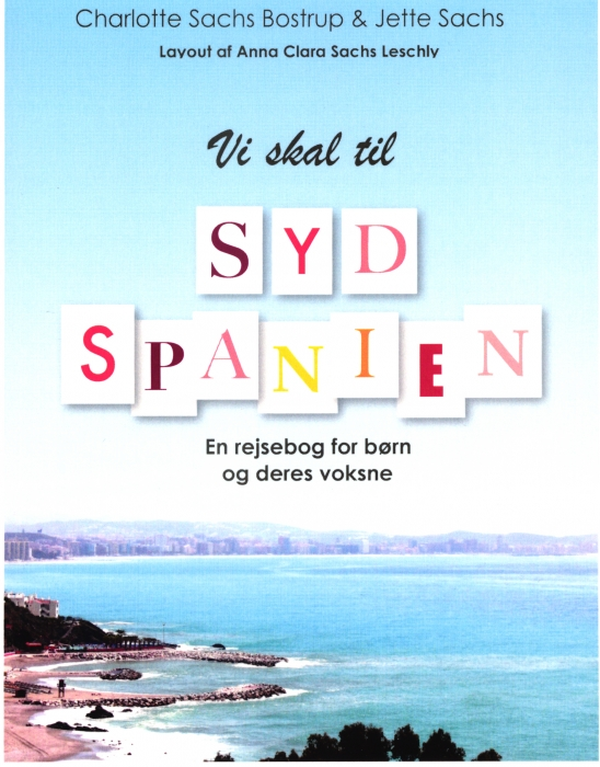 Vi skal til Sydspanien (Bog)