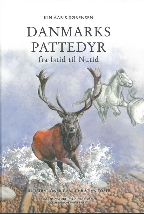 Image of   Danmarks Pattedyr fra Istid til Nutid (Bog)