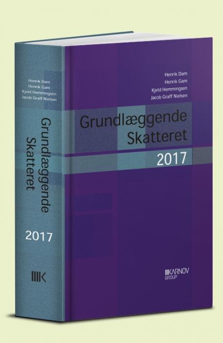 Grundlæggende skatteret 2017 (Bog)