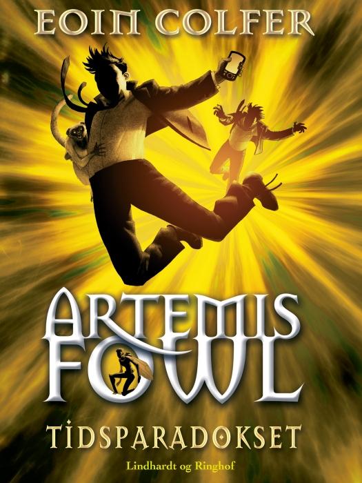 Artemis Fowl 6  -  Tidsparadokset (E-bog)