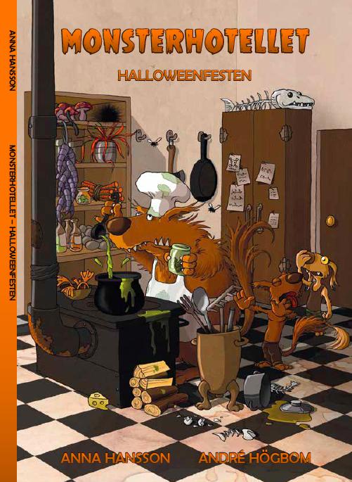 Halloweenfesten (Bog)