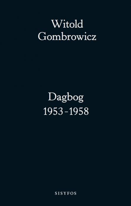 Image of   Dagbog 1953-58 (Bog)