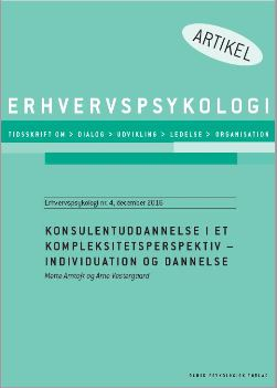 Image of Konsulentuddannelse i et kompleksitetsperspektiv (E-bog)