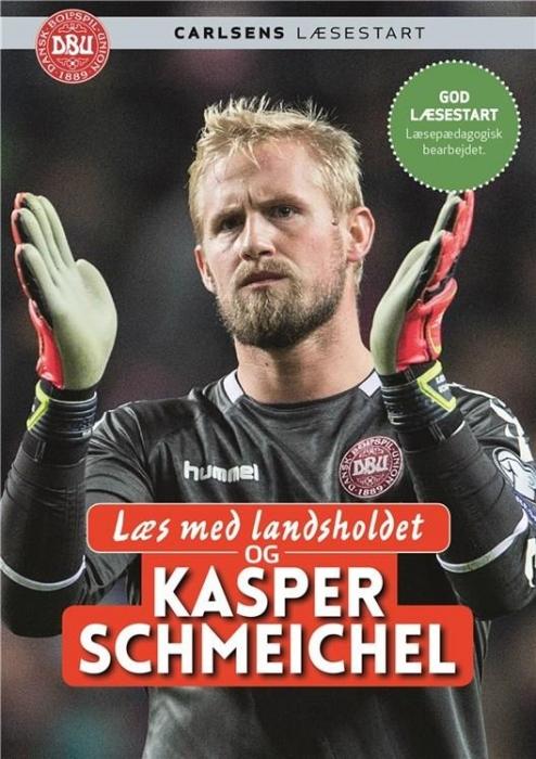 Image of   Læs med landsholdet - og Kasper Schmeichel (Bog)