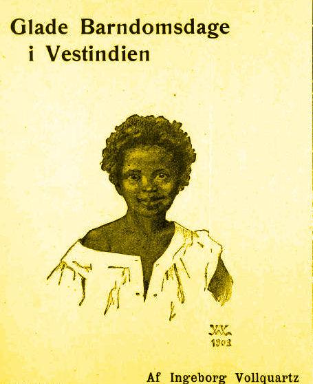 Image of   Glade barndomsdage i Vestindien (E-bog)