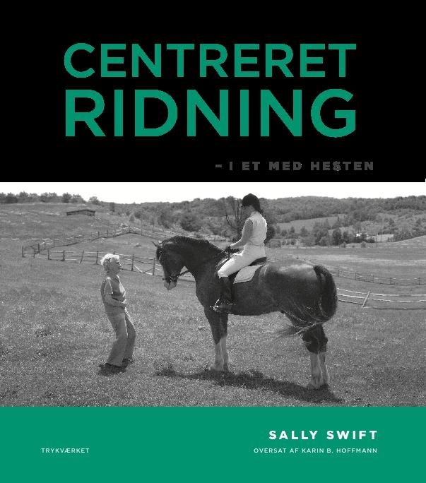 Image of   Centreret ridning (Bog)