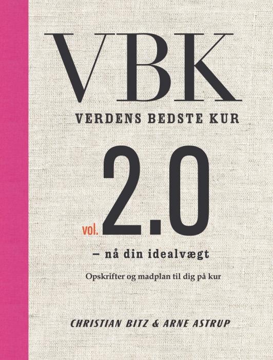 Verdens bedste kur vol. 2.0 (E-bog)
