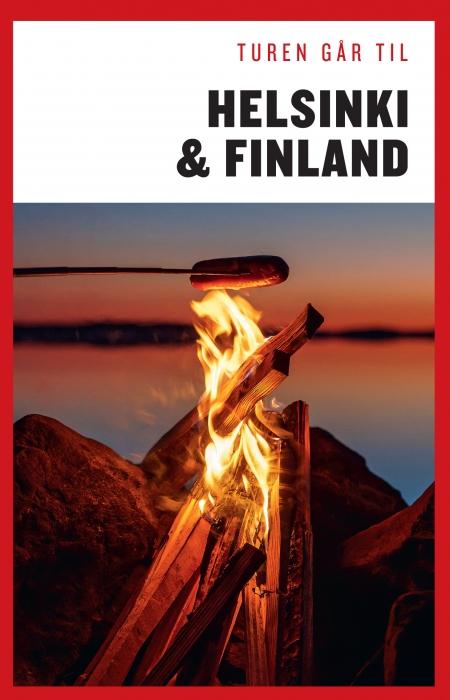 Turen Går Til Helsinki & Finland (E-bog)