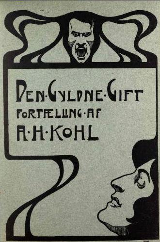 Image of Den gyldne gift (E-bog)